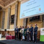 Az Év Széchenyi Vállakozás és a Széchenyi Örökség-Okmánya átadása 2021